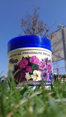 Alba Milagro hnojivo na previsnuté petúnie 0,5kg